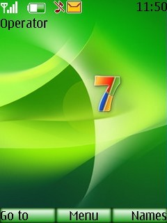 Windows7 Mobile Theme