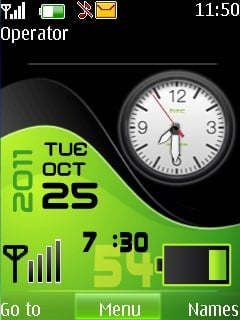 Htc Look Mobile Theme