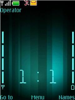 Nokia Indicator Mobile Theme