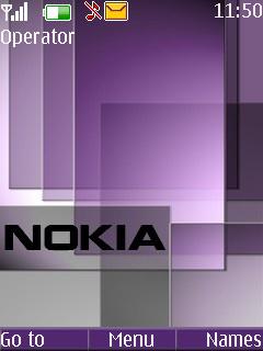 Stylish Nokia Mobile Theme