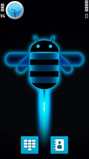 Android Honey Comb HD Mobile Theme