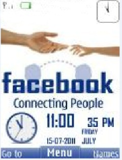 Facebook Mobile Theme