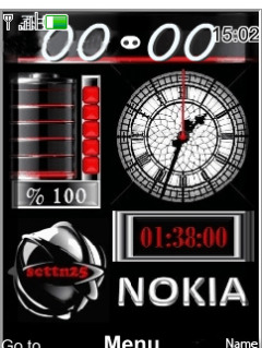 Nokia All In One Mobile Theme