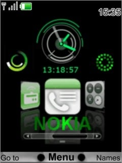 Technology Nokia Mobile Theme