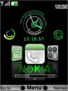 Technology Nokia Mobile Theme