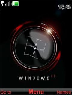 Windows Mobile Theme