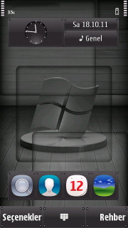 Gray Wingart Mobile Theme