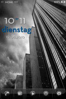 Dbar Buildings Mobile Theme