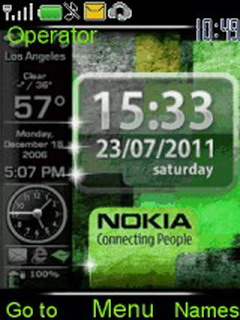 Nokia Tema Mobile Theme
