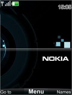 Nokia With Tone Mobile Theme