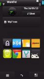 Icons Nokia S60v5 Theme Mobile Theme