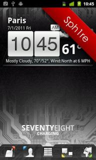 Core Motherboard Clock For Android Theme Mobile Theme