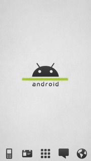 Android White For Android Theme Mobile Theme