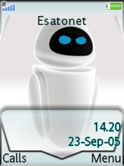 Robot Mobile Theme