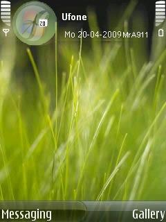 Windows-7 Mobile Theme