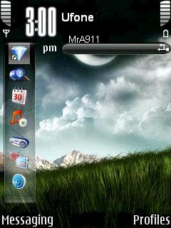 Vista Crystal Mobile Theme