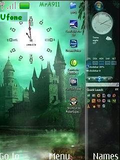 Ufone Vista Mobile Theme