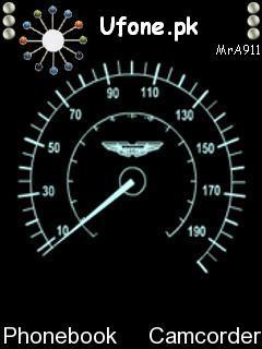 Speedometer Mobile Theme