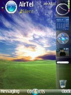 Vista Cool Mobile Theme