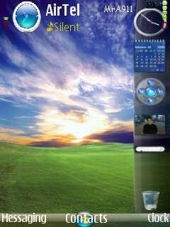 Vista Cool Mobile Theme