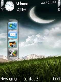 2010 Vista Mobile Theme