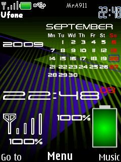 Win911 Mobile Theme