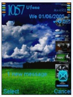 2009 Vista Mobile Theme