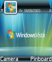 WinVista Nokia Mobile Theme
