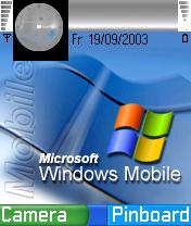 Windows Mobile Mobile Theme