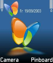 MSN Classic Mobile Theme