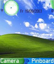 WindowsXP Theme Mobile Theme
