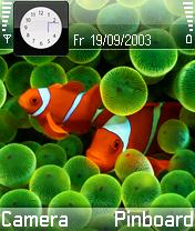 Symbian S60 Iphone Skin Mobile Theme