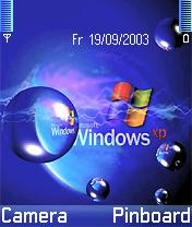 XP Home Mobile Theme