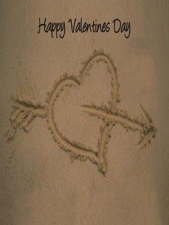 Happy Valentineday Mobile Wallpaper