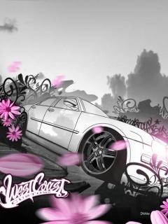 West Coast3 Mobile Wallpaper