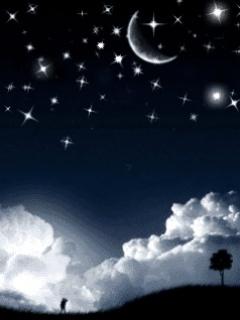 Animated Sky Mobile Wallpaper