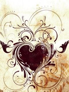 Feel Love Mobile Wallpaper