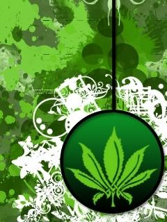 Green Herb Mobile Wallpaper