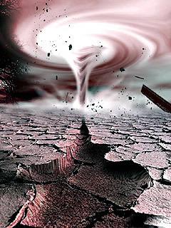 Tornado Mobile Wallpaper