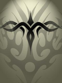 Tribal Sign Mobile Wallpaper