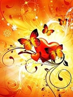Butterflyies Mobile Wallpaper