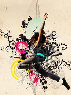 Dance Mobile Wallpaper