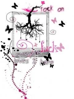 Fckhate Mobile Wallpaper
