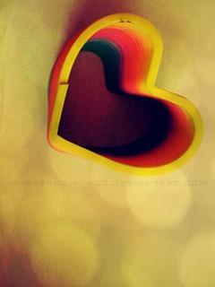 Heart-Cxs Mobile Wallpaper