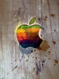 Color Apple Wallpaper Mobile Wallpaper
