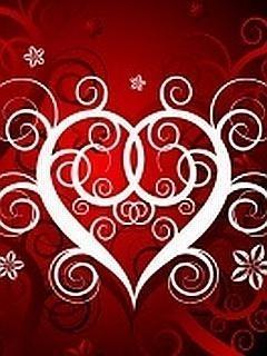Love Is True Mobile Wallpaper