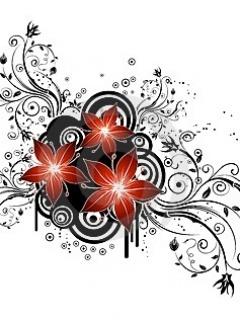 Abs Flower Mobile Wallpaper