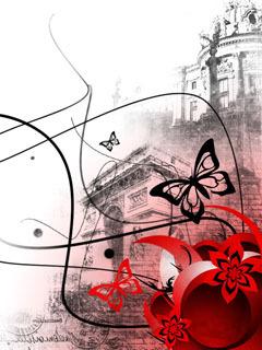 Butterfly Abim Mobile Wallpaper
