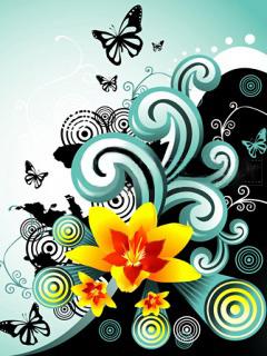 Flower Nbu Mobile Wallpaper
