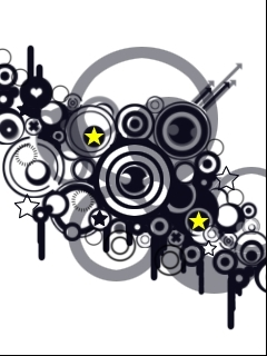 Grunge Back Mobile Wallpaper